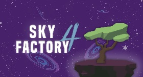 SkyFactory 4 Modpack Server Hosting