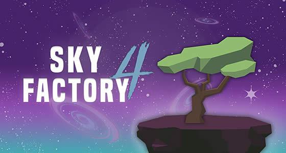 SkyFactory 4 Modpack