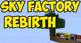 Sky Factory Rebirth Modpack