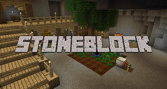 Curse StoneBlock Modpack