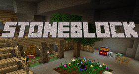 StoneBlock Modpack Server Hosting