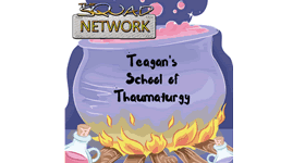Curse Teagan's School of Thaumaturgy Modpack Hosting