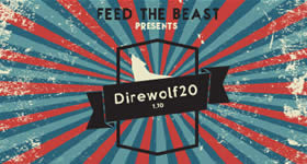 Feed the Beast FTB Direwolf20 1.10 Modpack