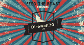Feed the Beast FTB Presents Direwolf20 1.10 Modpack