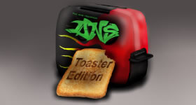 ATLauncher DNS Toaster Edition Modpack Hosting