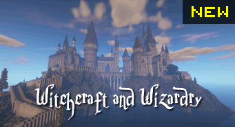Technic Pack Witchcraft and Wizardry By The Floo Network Modpack