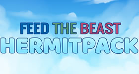 FTB Presents HermitPack Server Hosting