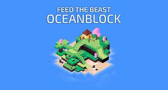 FTB OceanBlock Server Hosting