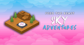FTB Sky Adventures Modpack Server Hosting