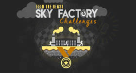 FTB/Curse Sky Factory Challenges Modpack Hosting