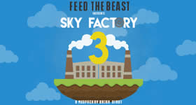 Feed The Beast FTB SkyFactory Server Hosting StickyPiston Hosting - Minecraft hexxit server erstellen ohne hamachi
