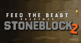Stoneblock 2 Modpack Server Hosting
