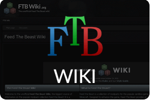 Feed the Beast FTB Server Hosting UK EU USA | StickyPiston Hosting