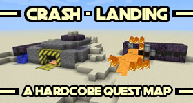 Crash Landing Server Hosting Rental | StickyPiston