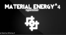 Feed the Beast MaterialEnergy^4 1.7.10 Modpack
