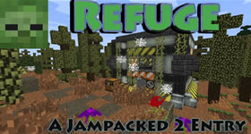 Feed the Beast Refuge Modpack Hosting