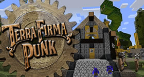 Feed the Beast Terrafirmapunk Modpack