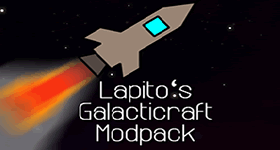 ATLauncher : Lapito's Galacticraft 1.12.2 Modpack Server Hosting