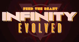 Infinity Evolved Modpack Server Host