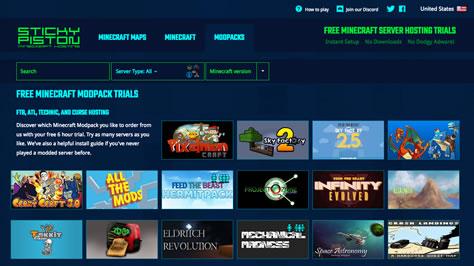 Free Minecraft Server Hosting Trials | Modpacks Vanilla 1 11