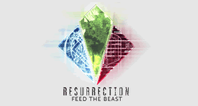 Feed the Beast Resurrection 1.7.10 Modpack