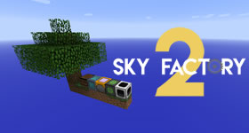 Sky Factory 2 Modpack Server Hosting