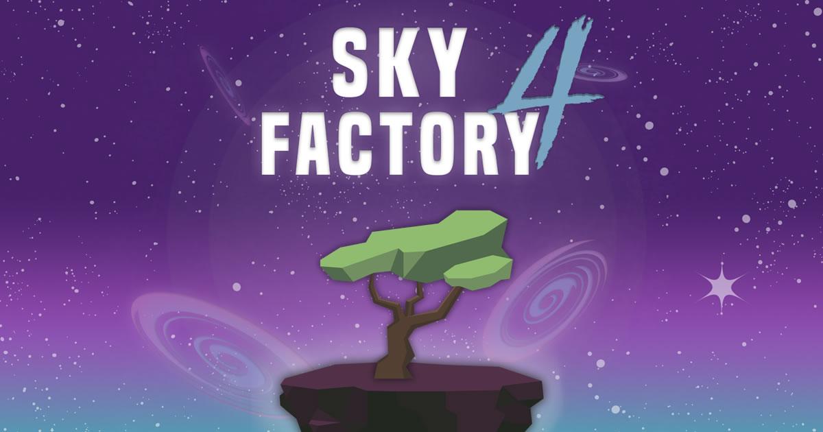 Skyfactory 4 Server Hosting On Curse Stickypiston Hosting
