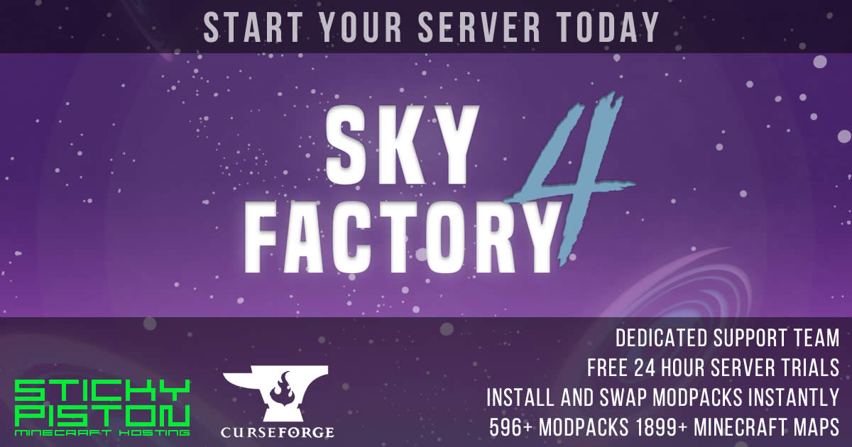 Minecraft Server Hosting Only - StickyPiston Hosting USA UK