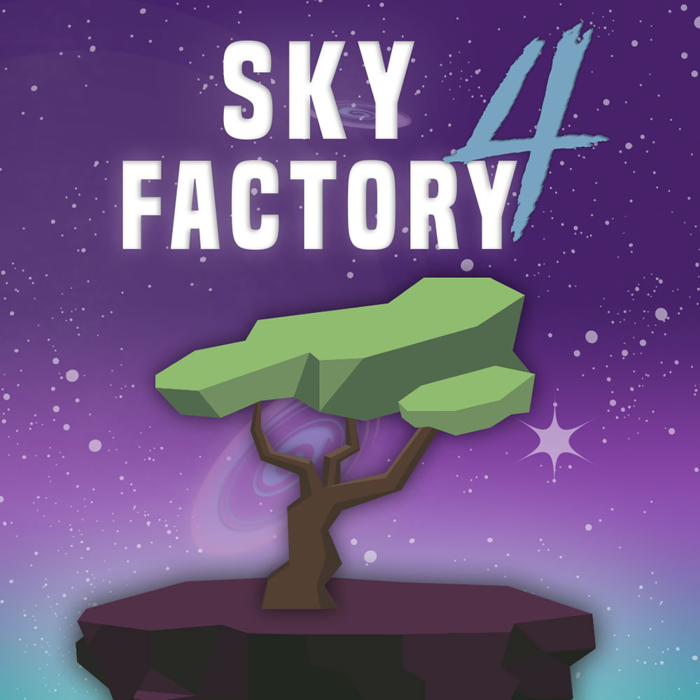 SkyFactory 4 Server Hosting on Curse | StickyPiston Hosting