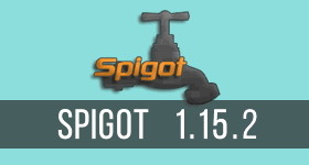 Spigot 1.15.2 Server Hosting