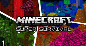 Super Modded Survival Modpack