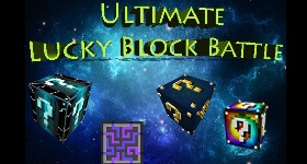 Technic Pack Ultimate Lucky Block Battle Modpack