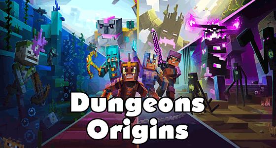 Dungeons Origins Server Hosting