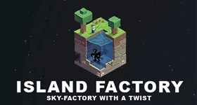 Technic Pack Island Factory 2 Modpack Hosting