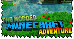 Modded Minecraft Adventure Modpack