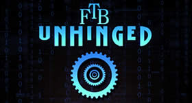 Feed the Beast FTB Unhinged Modpack Hosting