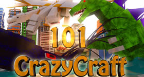 Crazy Craft No Voids Wrath