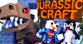 JurassicCraft Server Hosting