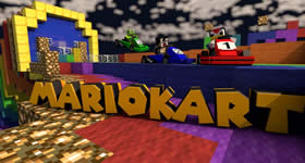 Voids Wrath Mario Kart Racing Modpack
