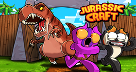 Jurassic Craft 3 Server Hosting