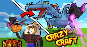 Crazy Craft 4 Modpack
