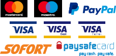 These are the payments we accept